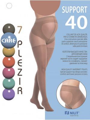 Колготки для беременных 7 Plezir SUPPORT 40