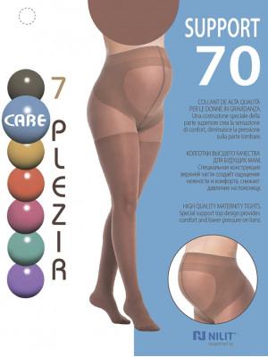 Колготки для беременных 7 Plezir SUPPORT 70