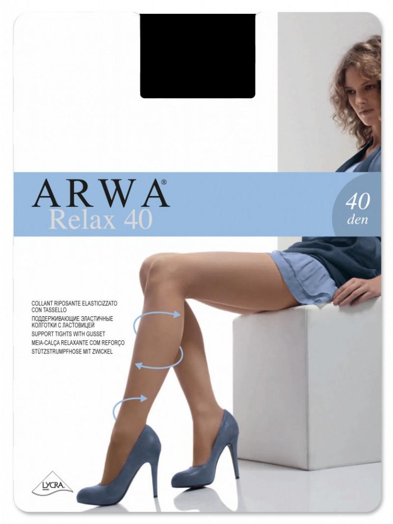Колготки ARWA Relax 40 скидка
