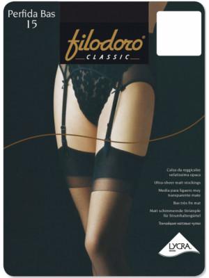 Чулки FILODORO CLASSIC Perfida 15 bas