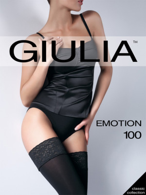 Чулки Giulia EMOTION 100