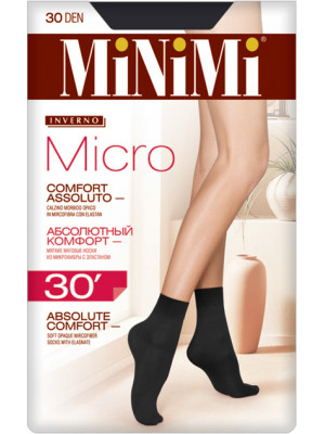 Носки MINIMI MICRO 30