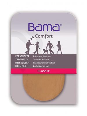 Кожаные полустельки под пятку CLASSIC Bama