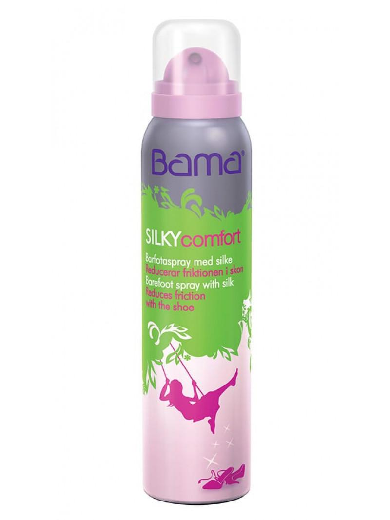 Спрей для ног Silky Comfort Bama