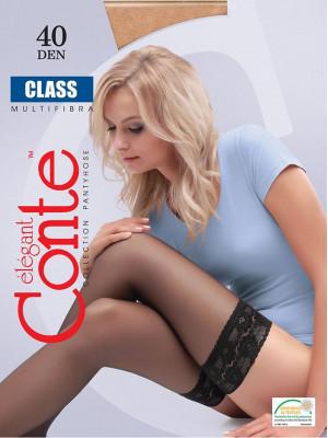 Чулки CONTE CLASS 40