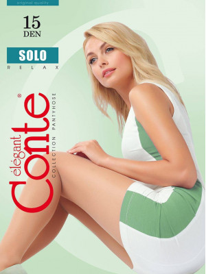 Колготки CONTE SOLO 15 XL