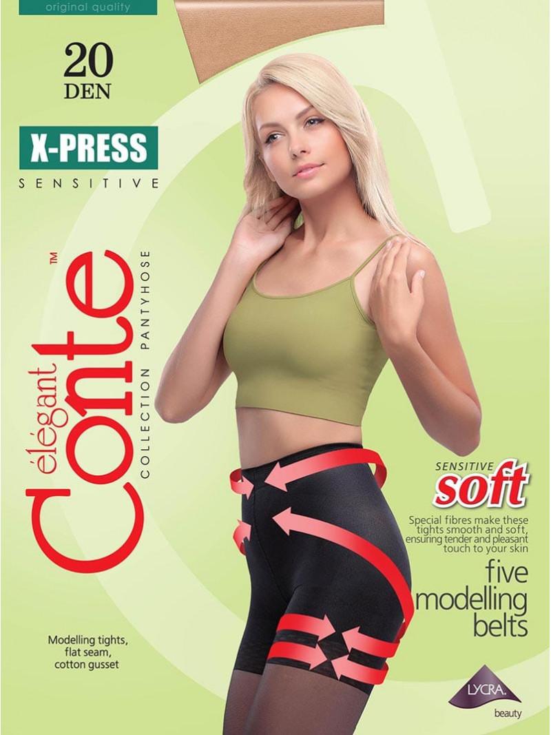 Колготки CONTE X-PRESS SOFT 20 XL