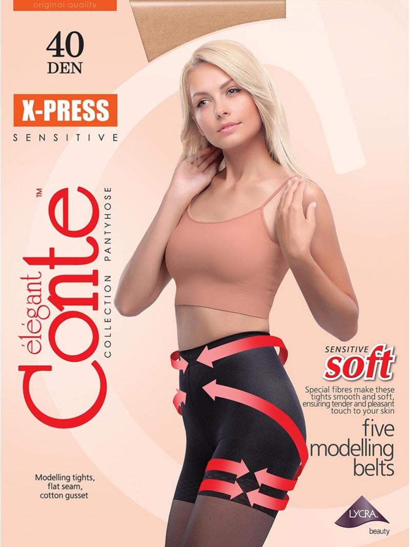 Колготки CONTE X-PRESS SOFT 40