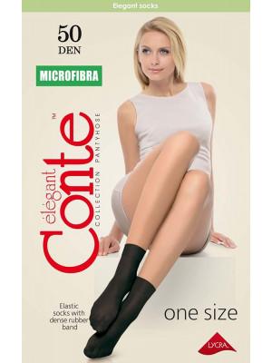 Носки CONTE MICROFIBRA 50