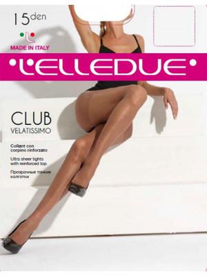 Колготки L'ELLEDUE CLUB 15 (упаковка 6 шт)