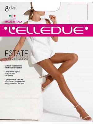 Колготки L'ELLEDUE ESTATE 8 (упаковка 6 шт)