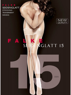 Чулки FALKE SEIDENGLATT 15 stocking