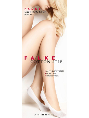 Подследники FALKE Cotton Step invisible