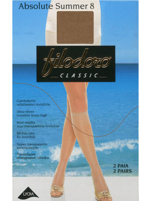 Гольфы FILODORO CLASSIC ABSOLUTE SUMMER 8