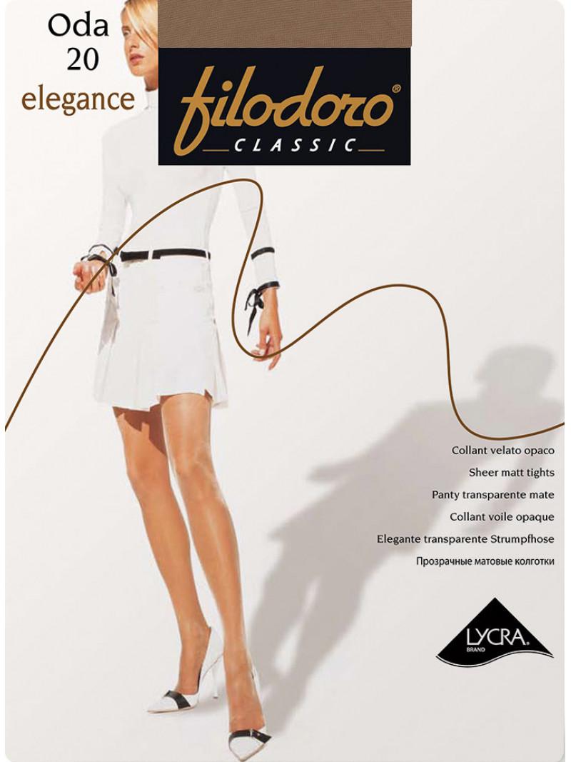 Колготки FILODORO CLASSIC ODA 20 Elegance