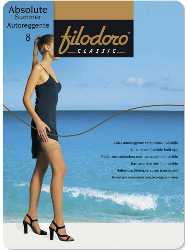 Чулки FILODORO CLASSIC Absolute Summer 8