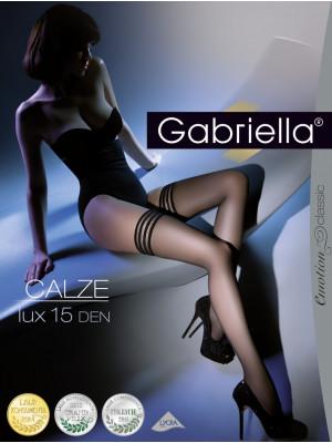 Чулки Gabriella Calze Lux