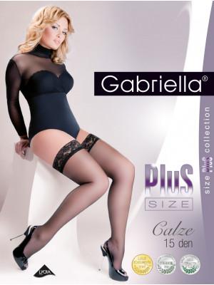 Чулки Gabriella Calze Plus 15