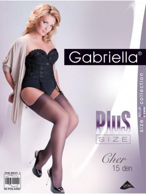 Чулки Gabriella Cher Plus 15