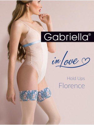 Чулки Gabriella Florence