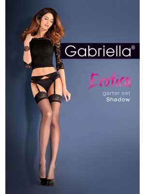 Комплект Gabriella Garter Set Shadow