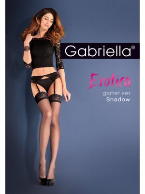 Чулки Gabriella Garter Set Shadow