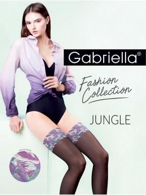 Чулки Gabriella Jungle