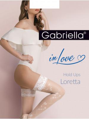 Чулки Gabriella Loretta