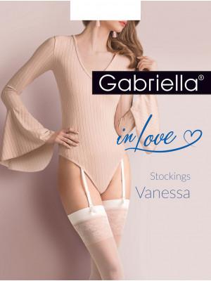 Чулки Gabriella Vanessa