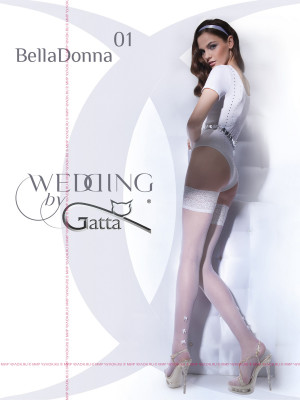 Чулки GATTA BELLA DONNA 01
