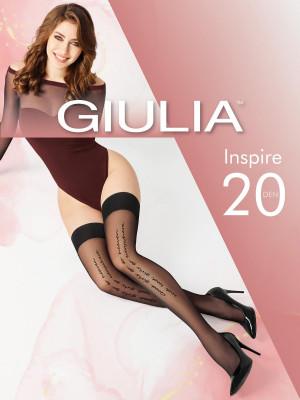 Чулки Giulia INSPIRE 01