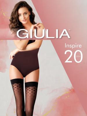 Чулки Giulia INSPIRE 02