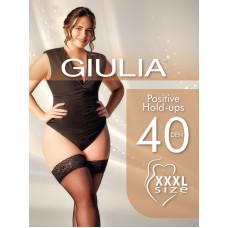 Чулки Giulia POSITIVE 40