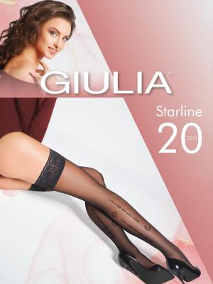 Чулки Giulia STARLINE 01