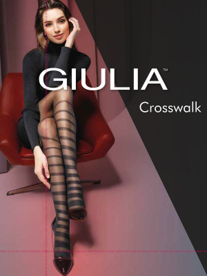 Колготки Giulia CROSSWALK 03
