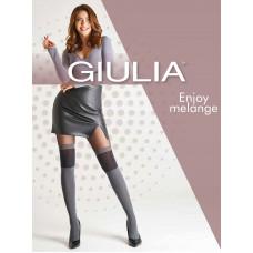 Колготки Giulia ENJOY MELANGE 02