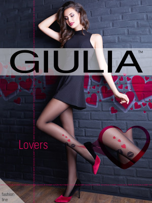 Колготки Giulia LOVERS 11