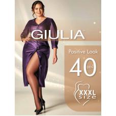 Колготки Giulia POSITIVE LOOK 40