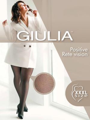 Колготки Giulia POSITIVE RETE VISION