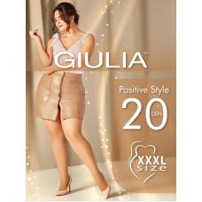Колготки Giulia POSITIVE STYLE 20