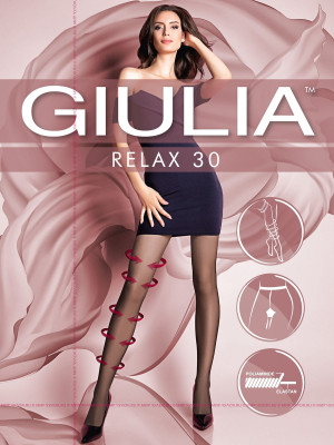 Колготки Giulia RELAX 30