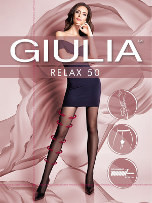Колготки Giulia RELAX 50