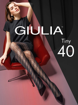 Колготки Giulia TINY 01