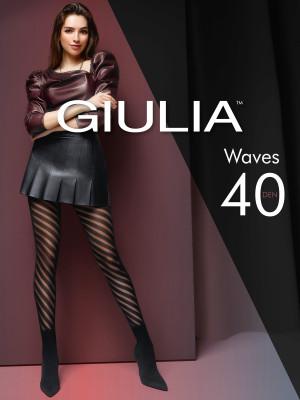 Колготки Giulia WAVES 01