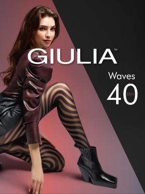 Колготки Giulia WAVES 02