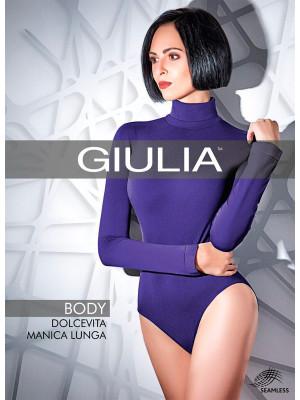 Боди Giulia BODY DOLCEVITA MANICA LUNGA