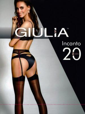 Чулки Giulia INCANTO 04