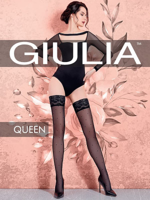 Чулки Giulia QUEEN 01