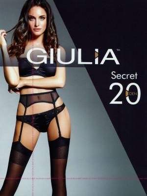 Чулки Giulia SECRET 12