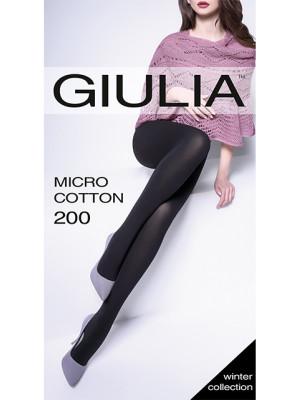 Колготки Giulia MICROCOTTON 200 скидка
